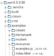 upgrade ext js 5 to 6 ext js 6 0 1