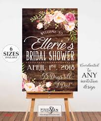 Cool Decorations For Posters Lovely Printable Bridal Shower Welcome Poster Sign