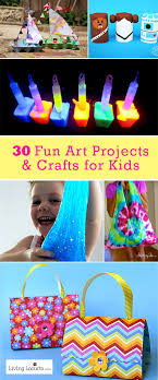 30 Awesome Arts And Crafts For Kids Great Summer Activities These Fun