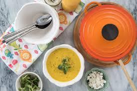 Haitian Pumpkin Soup Vegetarian by Leek Squash Soup U2022 Joyous Health