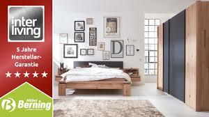 interliving schlafzimmer serie 1005 produktfilm möbel berning in lingen und rheine