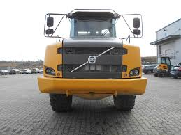 Volvo A25F - Articulated Dump Trucks (ADTs) - Construction - Volvo ...