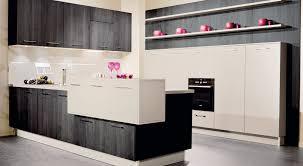 modele cuisine equipee modele cuisine equipee avec noir et blanc concept modele de cuisine