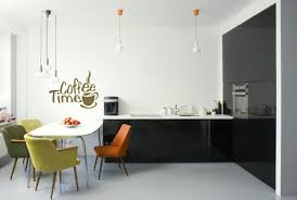 Coffee Time Wall Sticker