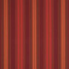Sunbrella Awning Stripe 4885-0000 Saxon Chili 46