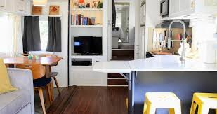 Tiny House Living Camper Remodel