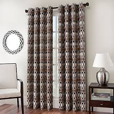 Bed Bath And Beyond Curtains Blackout by Cadence Chenille Jacquard Window Curtain Panel Bed Bath U0026 Beyond