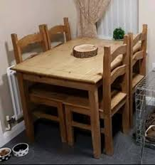 Mexican Pine Table & Chairs | In Darlington, County Durham | Gumtree Mexican Pine Ding Table And Chairs Kimteriors Property Rentals On The Beach Luna Encantada C2 Tableware Wikipedia China Outdoor Fniture Nice Hall Loft Style Restaurant Stock Photo Edit 6 Chairs In De21 Derby For Kitchen Design Ideas Trum House Interior Before You Buy A Chair Room Set Indoor Indonesia Project Catering Singapore Cheat Your Way Through Party