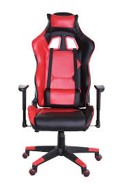 Time fice Sport Series Ergonomic Video Gaming Chair Race Car