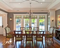 Window Blind Awesome Houzz Dining Room Treatments Blue Regarding Blinds
