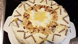 ananas sahne torte