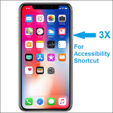 How To Trigger The iPhone X Accessibility Shortcut