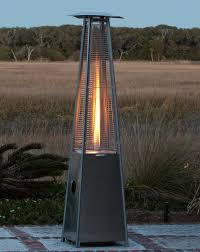 Pyramid Patio Heater Cover by Real Flame Pyramid Patio Heater 6230