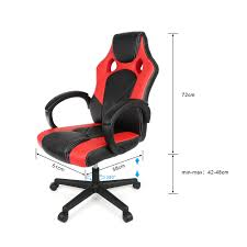100 China Office Chairs Executive 238 1 S Ergonomic Reclining Wivel Gaming Chair Large Ize PVC Leather