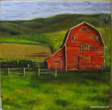 The Red Barn-- Painting By William Erwin - The Red Barn Fine Art ... Baby Austin Red Barn Nursery Pumpkin Patch Best 2017 25 Painted Cribs Ideas On Pinterest Rustic Nursery Wood Bonney Lassie A Visit To Mcauliffes Garden Center Make Your Yard The Envy Of Corn Poppies 2015 Patches In Austin And Beyond Free Fun In Greenhouse Geerlings