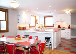 1950s Retro Kitchen A Inspired 1950 Table