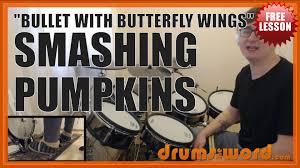 Youtube Smashing Pumpkins by Bullet With Butterfly Wings
