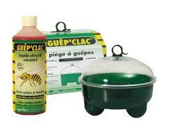 piege a mouche exterieur guep clac piège à guêpes et frelons sur www desinfection n4d