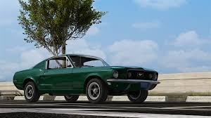 1968 Ford Mustang Fastback [Add Replace] GTA5 Mods