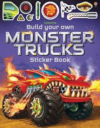 "Build Your Own Monster Trucks Sticker Book"" At Usborne Books At Home Bumpy Road Game Monster Truck Games Pinterest Truck Madness 2 Game Free Download Full Version For Pc Challenge For Java Dumadu Mobile Development Company Cross Platform Videos Kids Youtube Gameplay 10 Cool Trucks Funny Race Apk Racing Game Hill Labexception Development Dice Tower News Jam Tickets Bbt Center Miami New Times Destruction Review Pc German Amazoncouk Video"