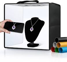 104 Studio Tent Buy Glendan Portable Photo Light Box 12x12 Professional Dimmable Shooting Kit With 112 Leds Lights 6 Backdrops For Jewelry And Small Items Product Photography Online In Vietnam B08pdp3ysp