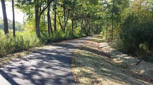 Two mile hiking biking trail in Ann Arbor opens to public on
