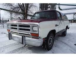 1987 Dodge Ramcharger For Sale | ClassicCars.com | CC-934563 2017 Dodge Ram 2500 Granite Sold 1987 Woodgas Truck For Sale Drive On Wood Custom Dodge D150 Youtube Dw Truck For Sale Near Silver Creek Minnesota 55358 Ram 150 Overview Cargurus W150 Ramcharger Cummins Jeep Durango Power Charger 4x4 Clean Blazer Bronco Suv 50 Pickup 618kustomz 1500 Regular Cab Specs Photos