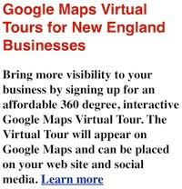 Google Maps Virtual Tours