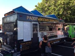 100 Paddy Wagon Food Truck The