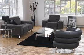 Bibendum Chair By Eileen Gray by 真皮沙发椅 Eileen Gray Bibendum Chair 必比登椅 休闲椅 Lounge