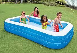 Amazon.com: Intex Swim Center Family Inflatable Pool, 120