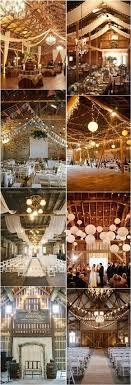 Rustic Barn Wedding Ideas Country Decor