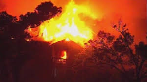 Live Oak Pumpkin Patch Fire by Firefighters Respond To 2 Alarm Apartment Fire