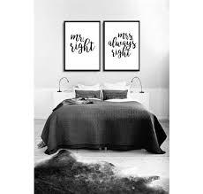 zwei poster für schlafzimmer poster auf hochwertigem satin
