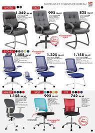 chaise de bureau maroc kitea maroc depliant pro 2017 by promodumaroc issuu