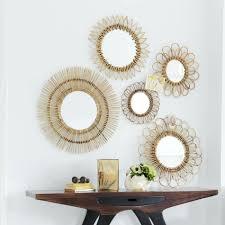 Wall Mirrors 3 Piece Tegan Mirror Set