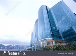 100 Hong Kong Skyscraper Modern Building On Island RoyaltyFree Stock Picture