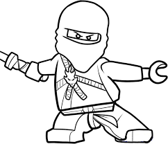 Good Ninja Coloring Page 84 About Remodel Pages For Kids Online With