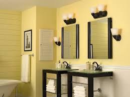 Bathroom Light Fixtures Over Mirror Home Depot by Bathroom Light Fixtures Home Depot Realie Org