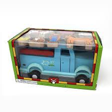 100 Toy Farm Trucks Jack Rabbit Creations Magnetic Wooden Truck Set Walmartcom