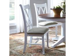 John Thomas SELECT Dining Double X-Back Chair | Furniture Barn ...