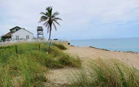 Is Bathtub Beach In Stuart Fl Open by Hutchinson Island House Of Refuge Lovely Beach Window To Past