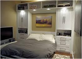 Moddi Murphy Bed by Bedroom Ultra Minimalist Floor Lamp Plus Scenery Wall Decoration