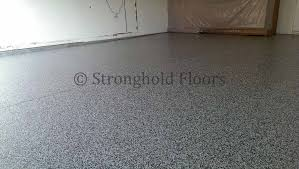 garage epoxy flooring garage floor coating ideas white sparkling