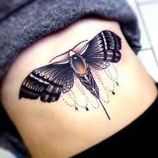 Stomach Tattoos Ideas 54