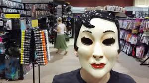 Spirit Halloween Animatronic Mask by Spirit Halloween Store Is Open Already Trying Out The New Scary