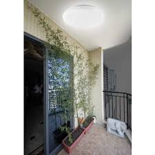 ideale deckenbeleuchtung für wohnzimmer warmweiß flur le 24w