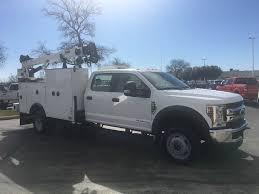 100 Utility Service Trucks For Sale 2019 D F550 XL 4X4 CREW CAB IMT MECHANIC UTILITY SERVICE CRANE
