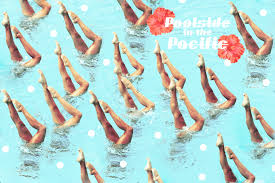 Join Us For Our First Official Pool Party At The Swim Club In Collaboration With Bikini Bird And Brooke Dombroski This Will Be A Retro Inspired Event