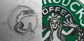 Starbucks Logo Sketches 620